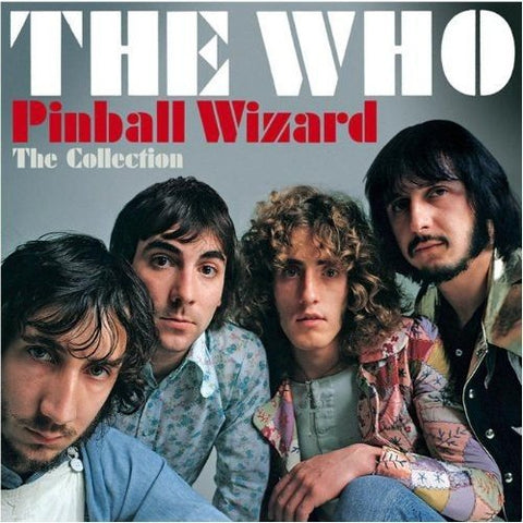 The Who - Pinball Wizard: The Collection Audio CD