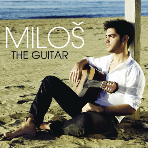 Milos Karadaglic - The Guitar Audio CD