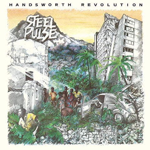Steel Pulse - Handsworth Revolution Audio CD