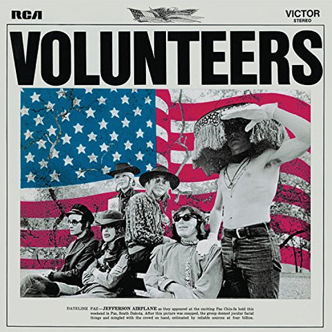 Jefferson Airplane - Volunteers Audio CD