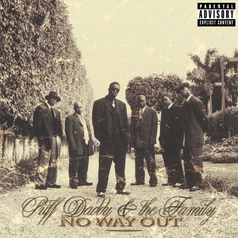 Puff Daddy and The Family - No Way Out Audio CD