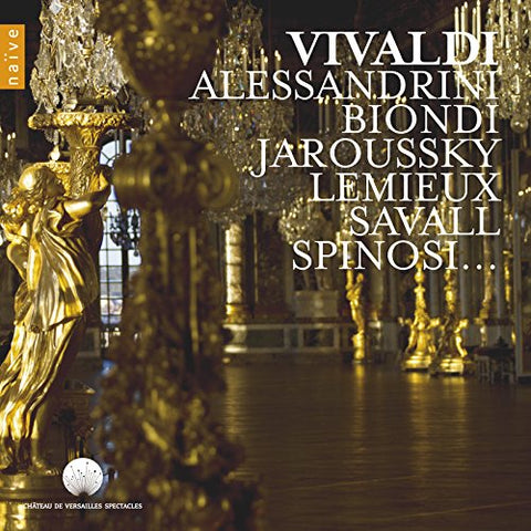 ntonio Vivaldi - Indispensable Vivaldi: Highlights From La Senna Festegiante Audio CD