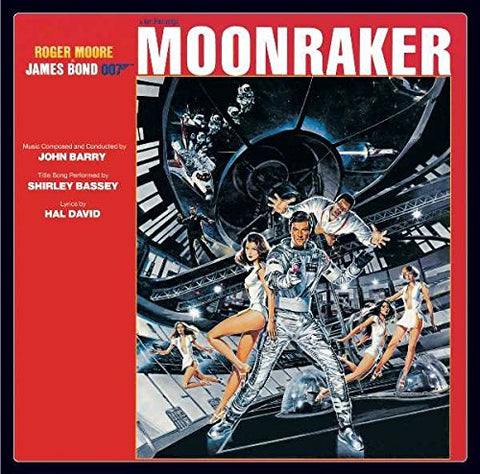 John Barry - Moonraker Audio CD