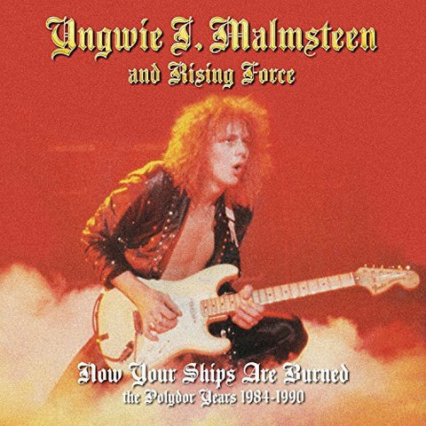 Yngwie Malmsteen - Yngwie Malmsteens Rising Force Audio CD