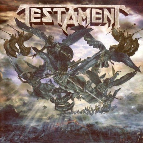 Testament - The Formation Of Damnation (CD/DVD)