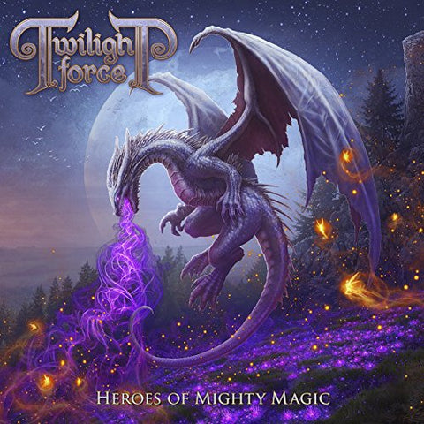 Twilight Force - Heroes Of Mighty Magic Audio CD