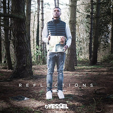 J Vessel - REFLECTIONS Audio CD