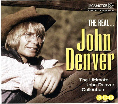 Denver John - The Real... John Denver Audio CD