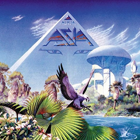 Asia - Alpha Audio CD