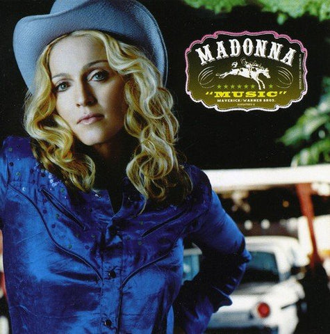 Madonna - Music (Int~l) Audio CD