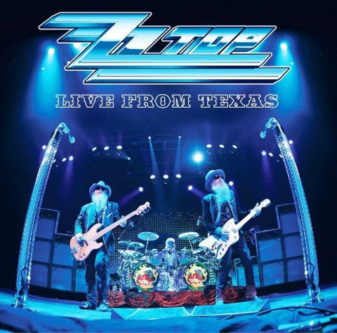 ZZTop - Live From Texas Audio CD