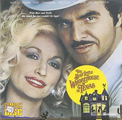 The Best Little Whorehouse in Texas Audio CD