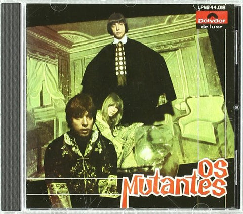 Os Mutantes - Os Mutantes Audio CD