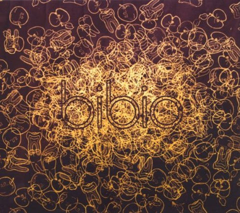 Bibio - The Apple And The Tooth Audio CD