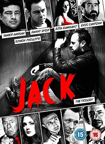 Jack - The Trilogy (Jack Says, Jack Said and Jack  DVD