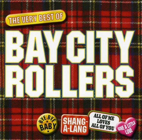 Bay City Rollers - The Very Best of Bay City Rollers Audio CD