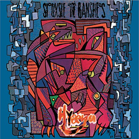 Siouxsie And The Banshees - Hyaena Audio CD