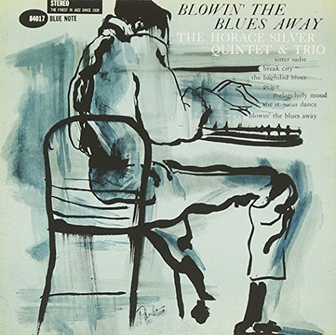 Horace Silver Quintet and Trio - Blowin The Blues Away Audio CD