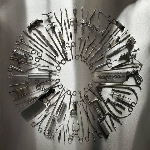Carcass - Surgical Steel - Includes Bonus Track Audio CD