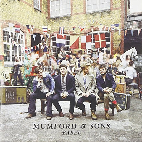 Mumford and Sons - Babel Audio CD