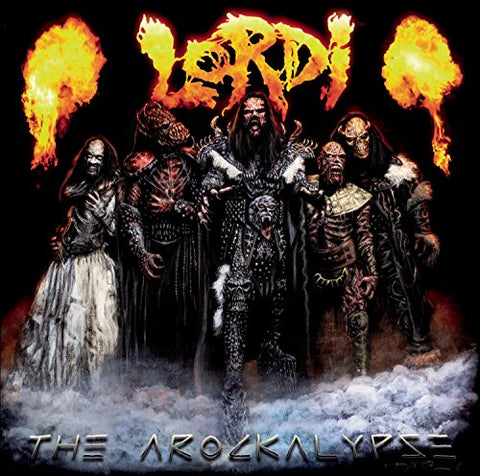 Lordi - The Arockalypse Audio CD