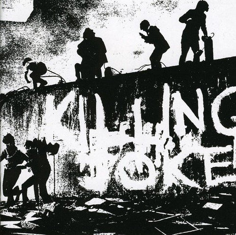 Killing Joke - Killing Joke Audio CD