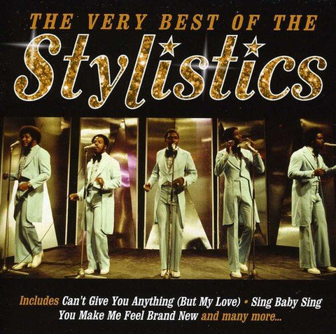 The Stylistics - The Very Best Of Audio CD