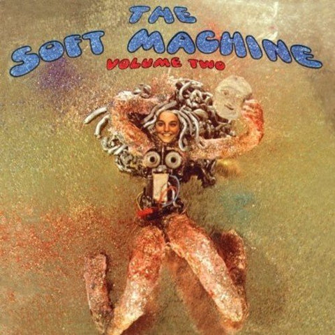 The Soft Machine - The Soft Machine - Volume Two Audio CD