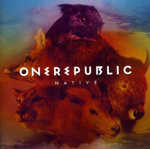 OneRepublic - Native Audio CD