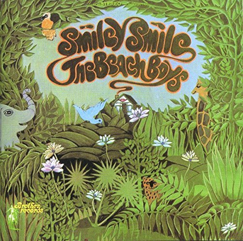 The Beach Boys - Smiley Smile/Wild Honey Audio CD