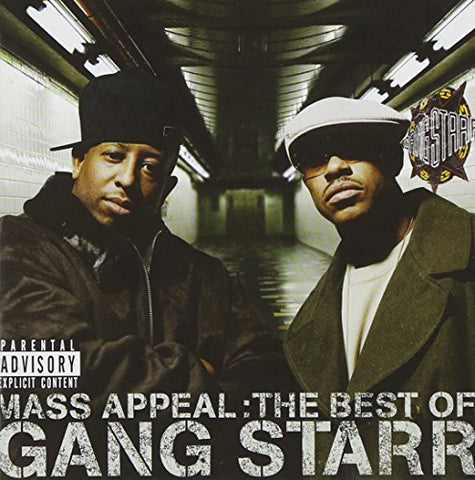 Gang Starr - Mass Appeal: The Best of Gang Starr (Explicit) Audio CD