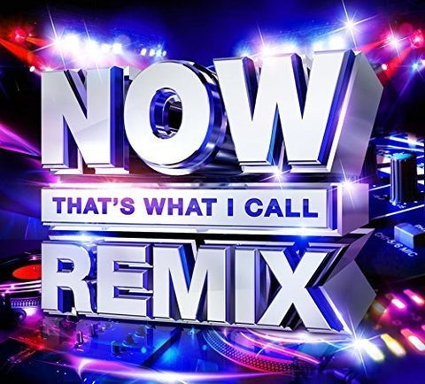 NOW Thats What I Call Remix Audio CD