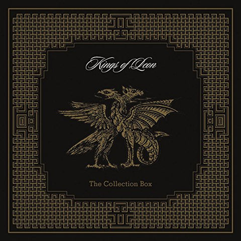 Kings Of Leon - The Collection Box Audio CD