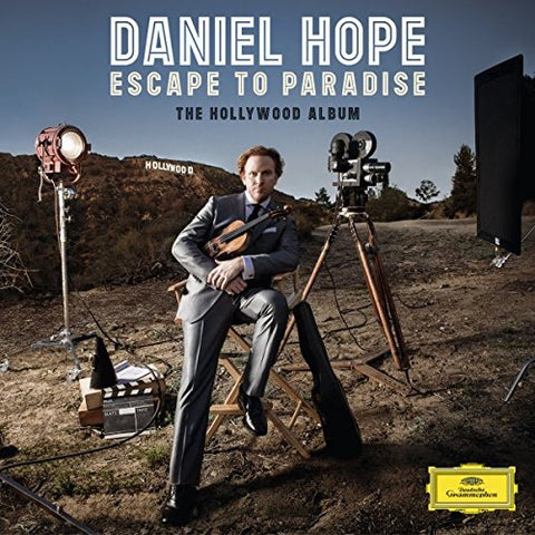 Daniel Hope - Escape To Paradise - The Hollywood Album Audio CD