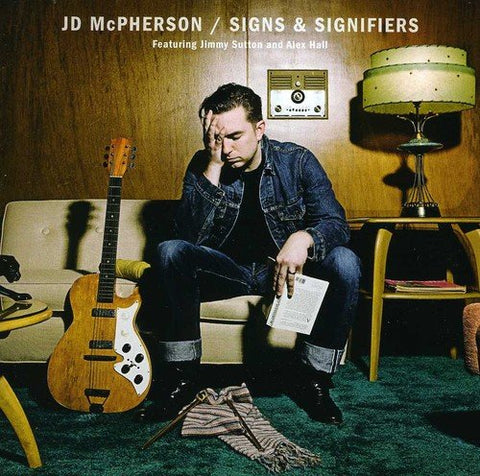 JD McPherson - Signs and Signifiers Audio CD