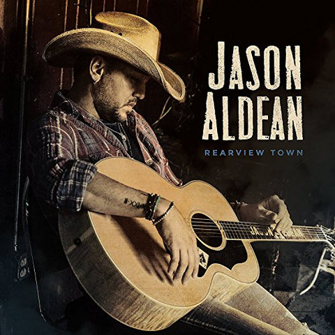 JASON ALDEAN - REARVIEW TOWN AUDIO CD