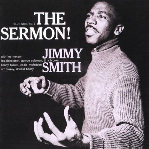 Jimmy Smith - The Sermon! Audio CD