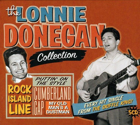 Lonnie Donegan - The Lonnie Donegan Collection Audio CD