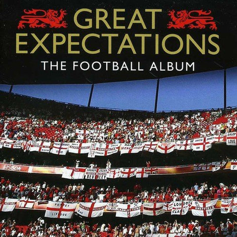 Great Expectations - The Football Album Audio CD