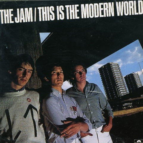 The Jam - This Is The Modern World Audio CD