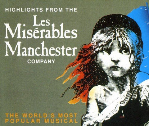 Meredith Braun - Les Miserables: Manchester Cast (highlights) Audio CD