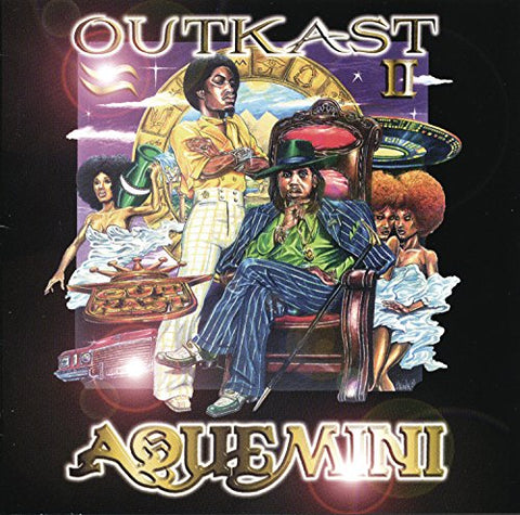 OutKast - Aquemini Audio CD