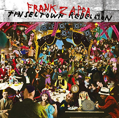Frank Zappa - Tinseltown Rebellion Audio CD