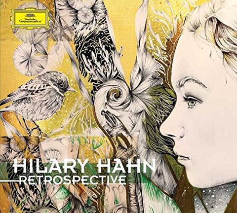 Hilary Hahn - Retrospective Audio CD