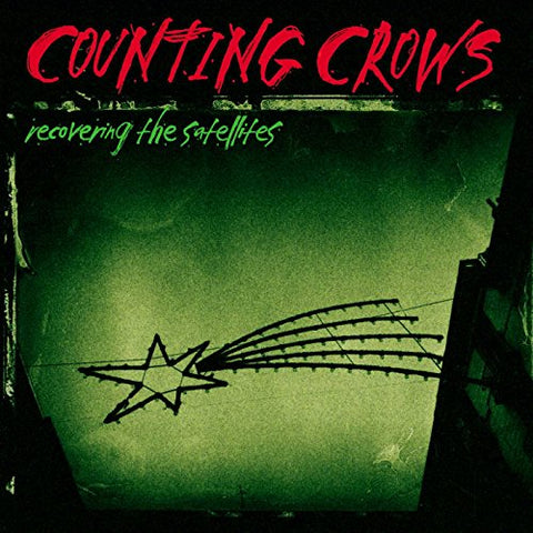 Counting Crows - Recovering The Satellites Audio CD