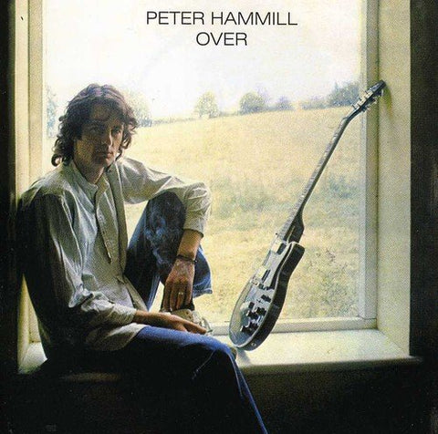 Peter Hammill - Over: Remastered and Expanded Audio CD