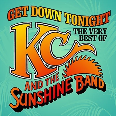 KC and The Sunshine Band - Get Down Tonight - The Very Best of KC and the Sunshine Band Audio CD
