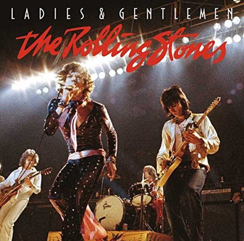 The Rolling Stones - Ladies and Gentlemen Audio CD