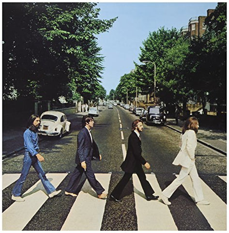 BEATLES - BEATLES - ABBEY ROAD : 2012 REMASTER