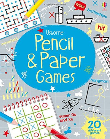 Pencil and Paper Games (Tear-Off Pads)